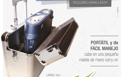 #TouchMini: su pequeño gran laser!