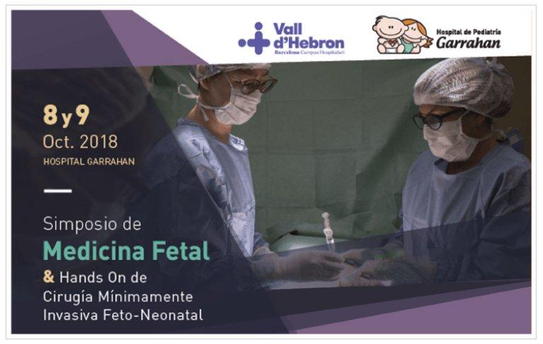 Simposio de Medicina Fetal – Hospital Garrahan