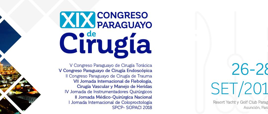 XIX Congreso Paraguayo de Cirugía