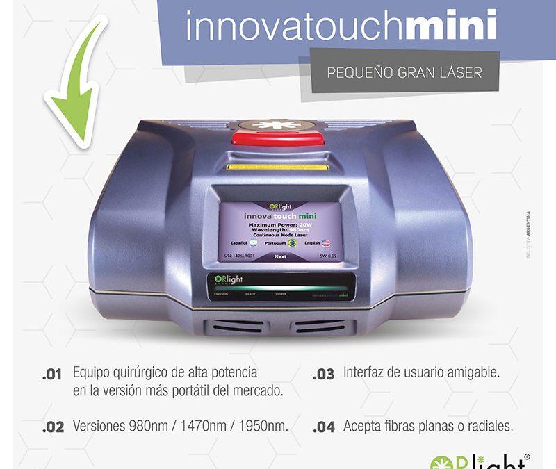 Orlight Laser Touch Mini: 40 cuotas, 0% de anticipo
