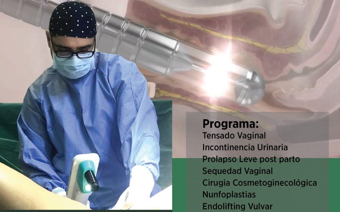 Inducción sobre Ginecología y Cosmetoginecología Laser