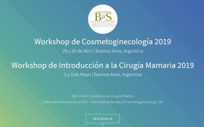 Workshop de Cosmetoginecología y Cirugía Mamaria 2019